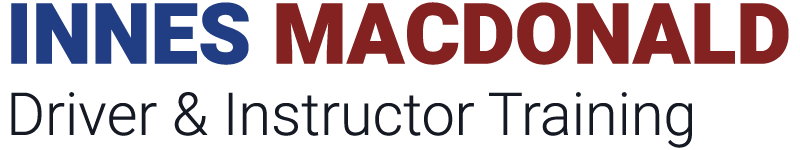 Innes Macdonald Driver and Instructor Training